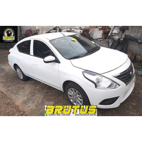 Motor Parcial Nissan March Versa 1.6 2018 2019 8.000km