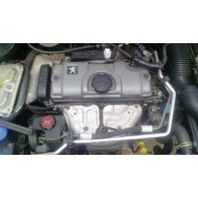 Motor Parcial Peugeot 207 1.4 8v