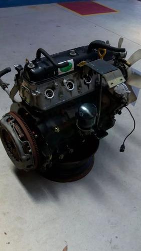 motor parcial topic jinbei ano 2010 2.2 8v ( c/nf e baixa )
