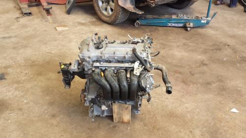 motor parcial toyota corolla 1.8 16v gli flex 2014/2015