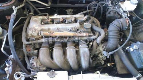 motor parcial  toyota corolla 1.8 2012  c/nota e baixa