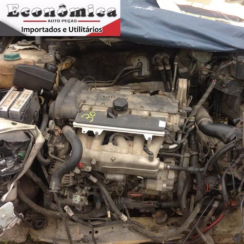 motor parcial volvo xc70 2.5 2005 a base de troca | eco 47