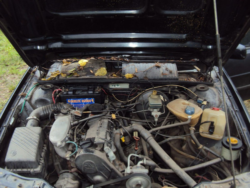 motor parcial vw santana 1.8  mi ano 96