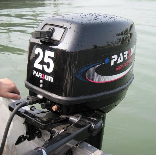 motor parsun 2,6 hp fuera de borda 2 tiempos - lqq