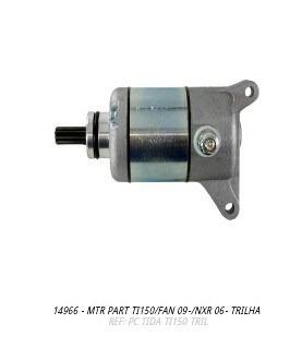motor partida speed150