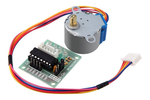 motor paso a paso (28ybj-48) + driver uln2003  arduino