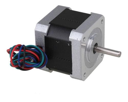 motor paso a paso nema 17  40mm 1.8 cnc impresora 3d
