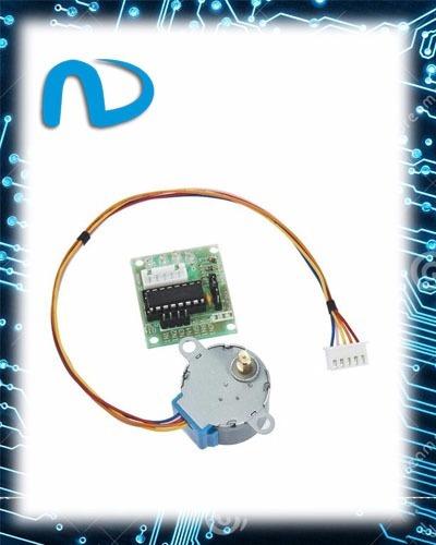 motor passo arduino 28byj-48 5v + drive-promoção