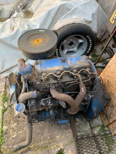 motor perkins 4