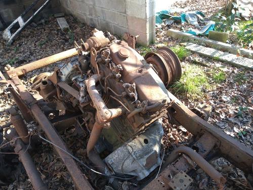 motor perkins 4 potenciado para repuestos.