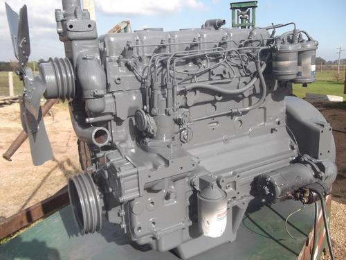 motor perkins  de  tractor   massey 6/354