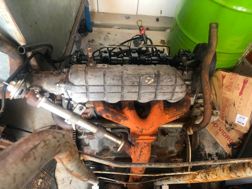 motor peugeot boxer 2.8 diesel 2003 completo