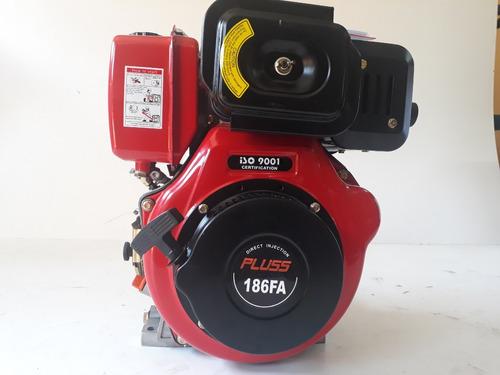 motor pluss 10 hp petrolero diésel 186 fa pluss oferta