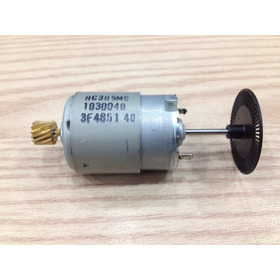 Motor P/mini Projetos Eolicos 12v Com Disco De Encoder