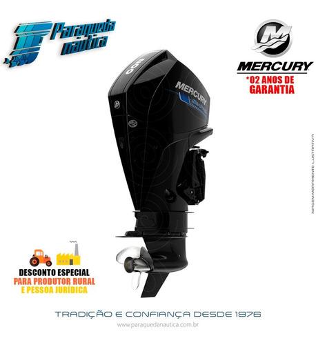 motor popa mercury 4t 200hp xl 3.4l efi v6 seapro mecânico