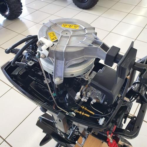 motor popa mercury 9.9 hp 2 tempos carburado 0km na caixa