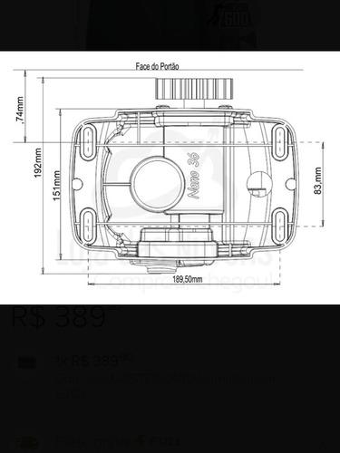motor portão eletrônico