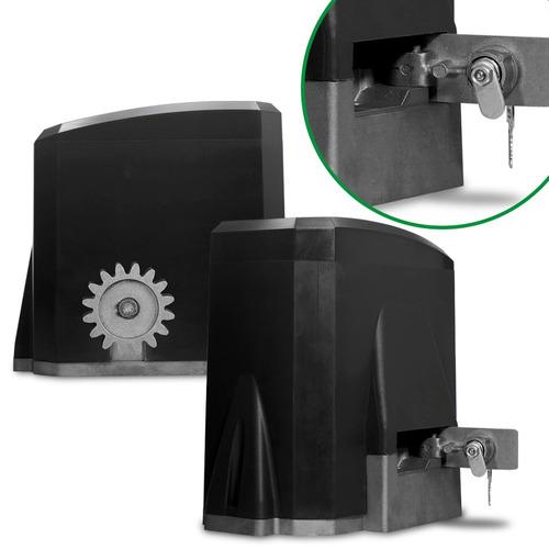 motor portão eletrônico deslizante kdz 1/4 110 garen+suporte