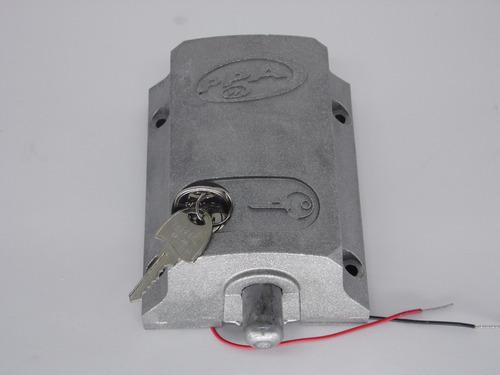 motor portão levante corrente ppa1/4+2suporte+relê+trava