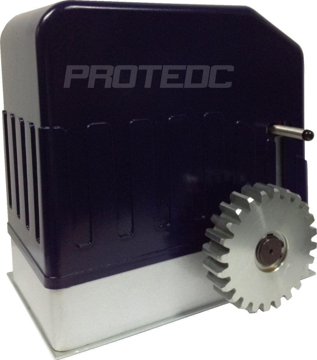 Motor porton electrico pi on galvanizado 800kg bs 39 for Motor porton electrico