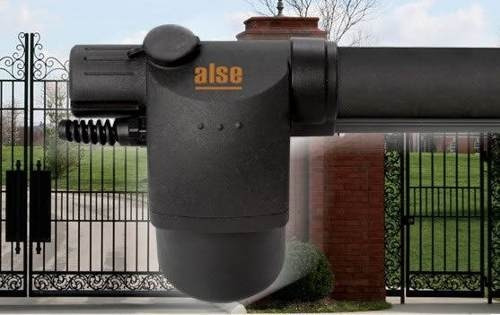 motor portón para