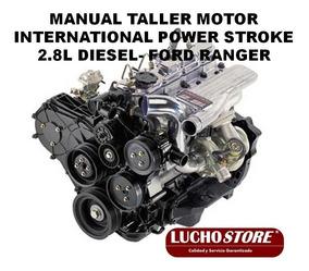 Motor Power Stroke 2 8 Diese Internationa Manual Ford Ranger