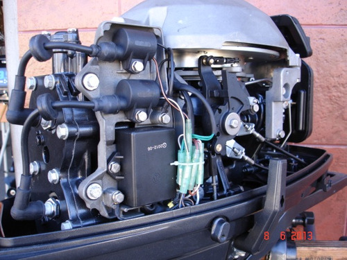 motor power tec 25 hp en stock todas las potencias permutas!