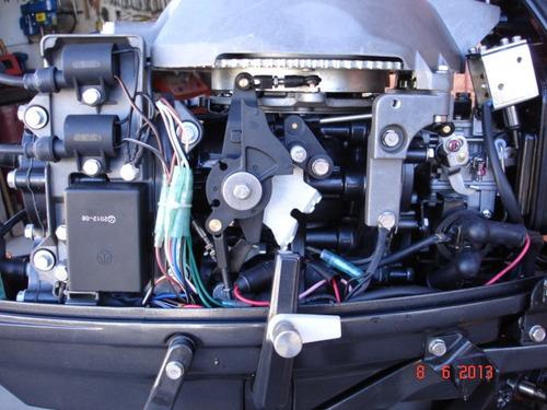 motor power tec 30 hp arranque electrico en stock  permutas!