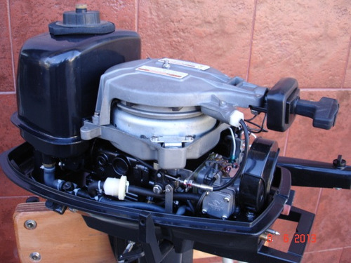 motor power tec 5 hp todas las potencias nautica milione