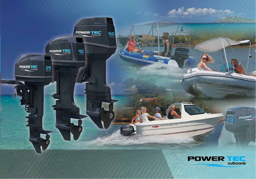 motor powertec 15 hp 2 tiempos 0 km quilmes