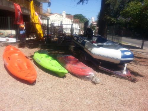 motor powertec 2 hp ideal para canoas - botes - kayaks
