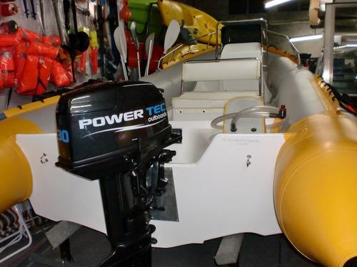 motor powertec 30 hp 2 t 0 km. se paga en pesos!!! - quilmes