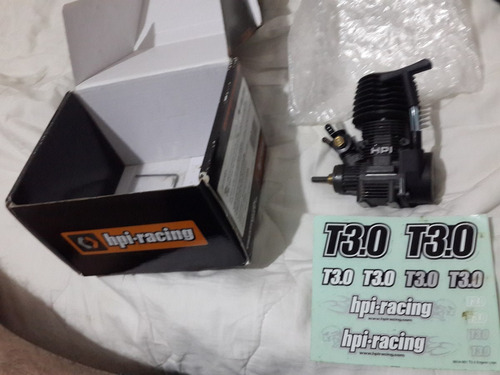 motor rc hpi 3.0 nitro, hobby