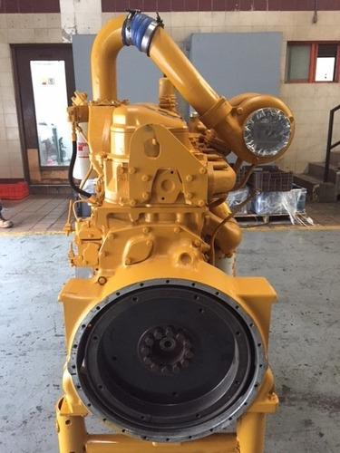 motor reconstruido  caterpillar 3406 tpc  275 hp @ 1800 rpm