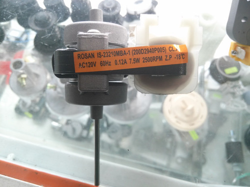 motor refrigerador difusor evaporador mabe 200d2940p005