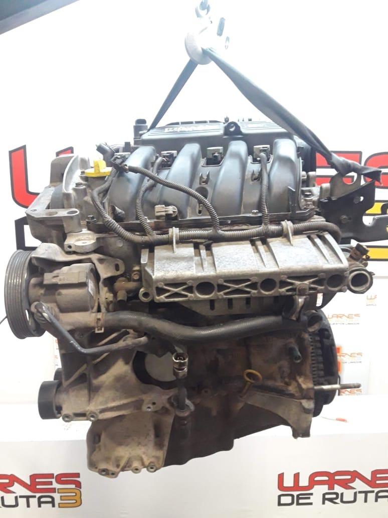 Motor Renault K4m Megane Kangoo Logan Clio Symbol 02550364 - $ 31 000,00