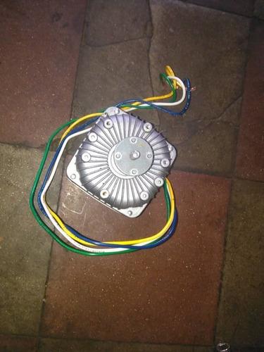 motor reversible para ventilador cuartos cava
