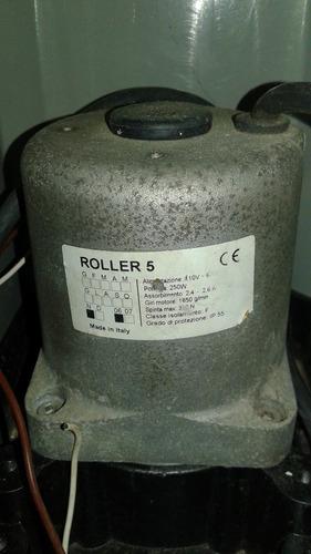 motor roller de 500 kg