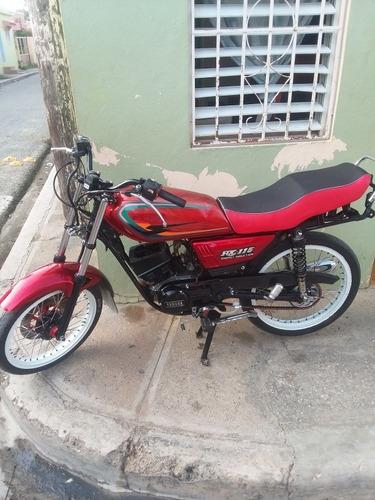 motor rx115 _2003