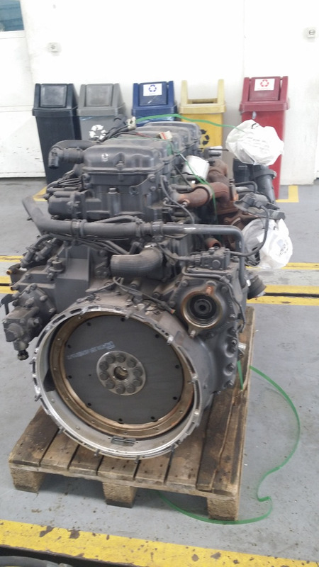 motor scania k310 zero/c n fiscal da scania est trc c/ carro