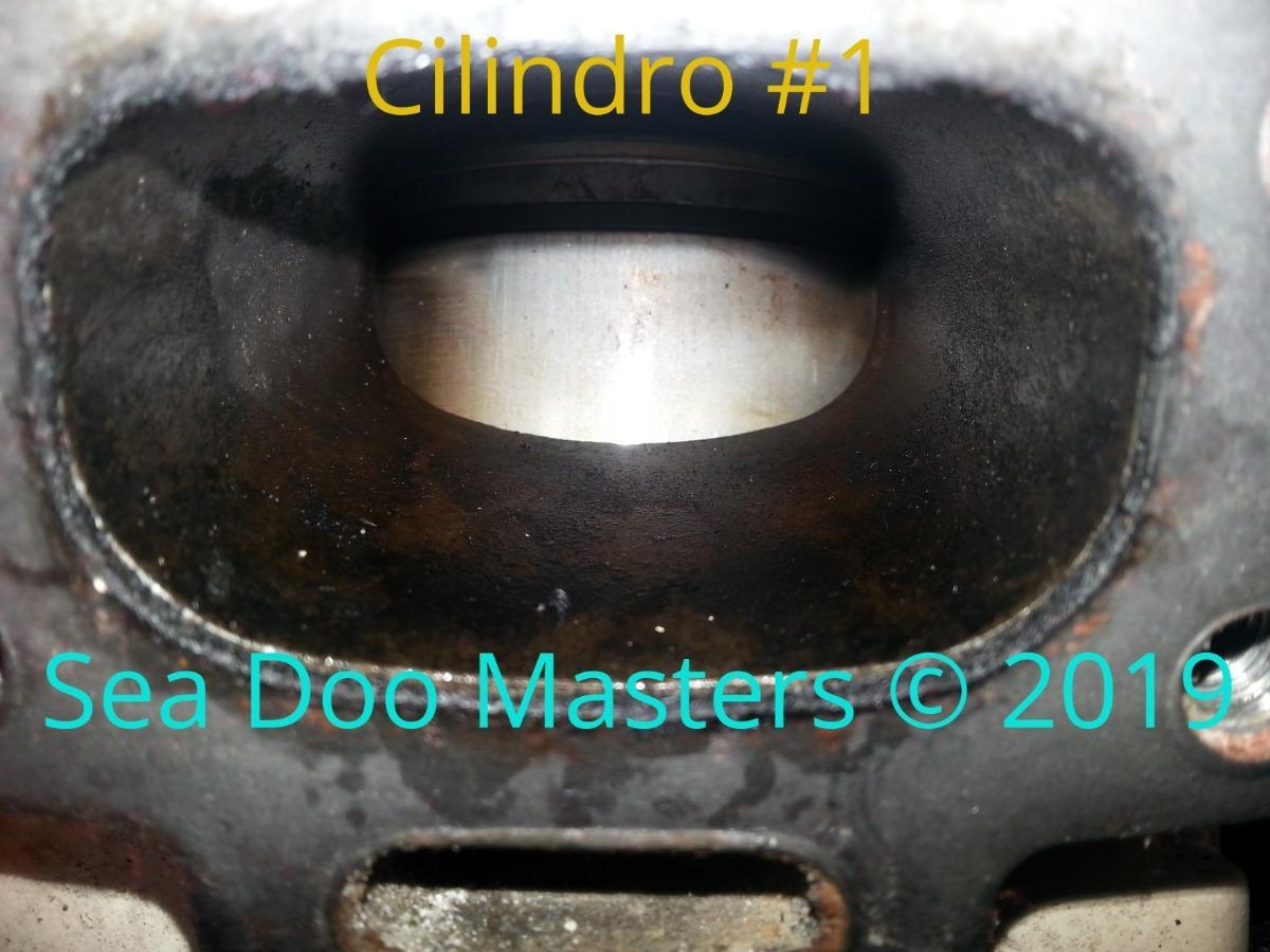 Motor Sea Doo Rotax 657x Brp Sportster Speedster Lancha Jet - $ 17,950 00