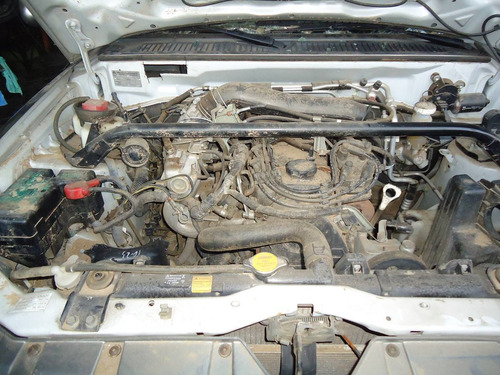 motor semi completo e peças pajero tr4 2.0 diesel 11/12