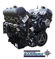 motor semiarmado mercruiser volvo 5.7 v8 con tapas 0 hs