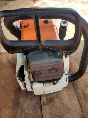 motor serra sthil 361 bem conservado