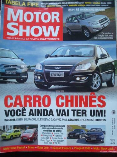 motor show  333 dezembro de 2010