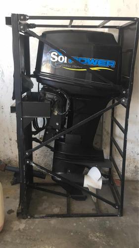 motor solpower 90 hp