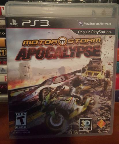 motor storm apocalypse ps3