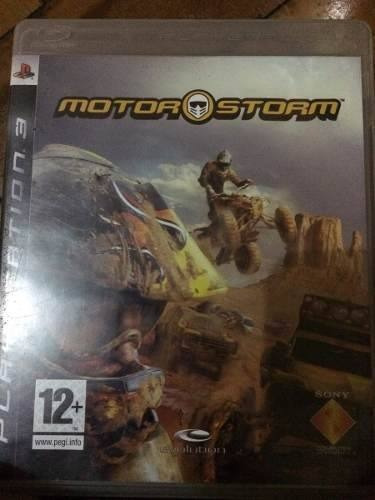 motor storm playstation 3 ps3