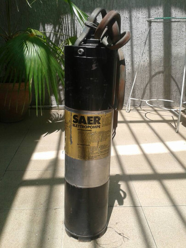 motor sumergible saer 10hp