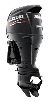 motor suzuki 100 hp 4t  0 hs distribuidor nautica del plata